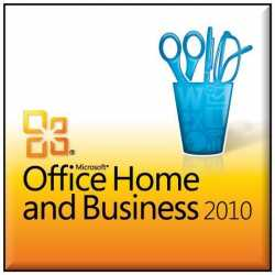MS Office 2010 Home & Business PKC