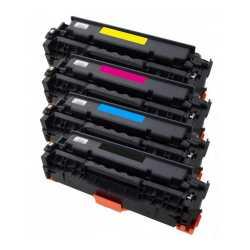 Toner HP CC531A Cyan - Compatible