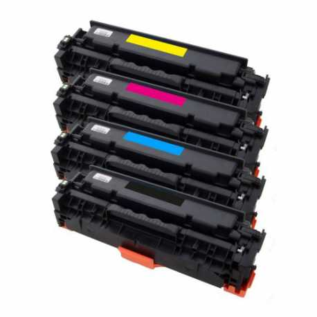 Toner HP CC532A Yellow - Compatible