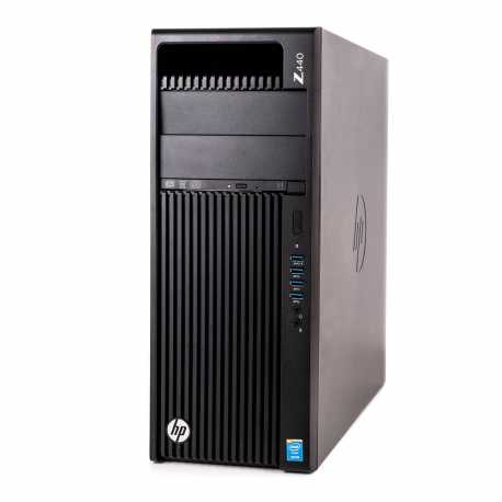 HP Z440 WorkStation  Intel Xeon E5-1650 v4 3.6GHz/16GB RAM/256GB SSD + 2TB HDD