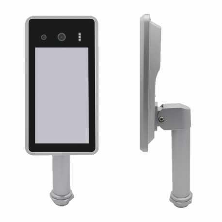 TA1081D  Intelligent temperature measurement and access control attendance machine