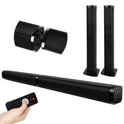 2.0 Channel Convertible Soundbar 40W  Bluetooth/AUX/USB