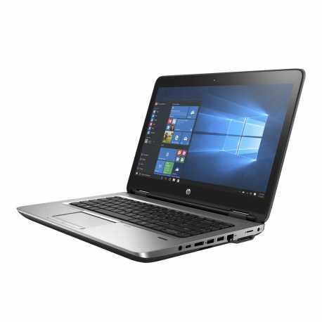HP ProBook 640 G3  Core i5 7200U 2.5GHz/8GB RAM/256GB SSD PCIe/battery VD