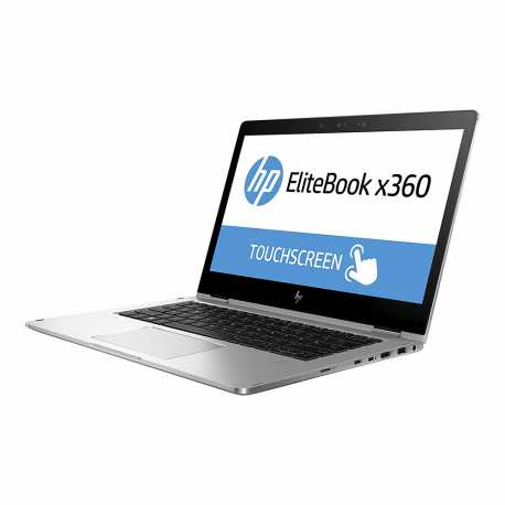 HP EliteBook x360 1030 G2  Core i5 7300U 2.6GHz/8GB RAM/512GB SSD PCIe/battery VD