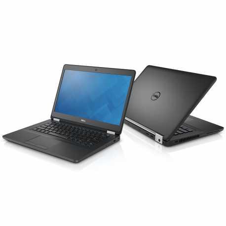 Dell Latitude E5470  Core i5 6300U 2.4GHz/8GB RAM/256GB SSD PCIe/battery VD