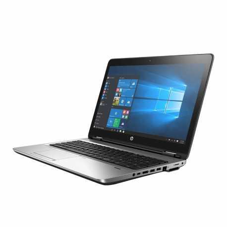 HP ProBook 650 G3  Core i5 7200U 2.5GHz/8GB RAM/256GB SSD PCIe/battery VD