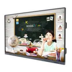 "AiO Elitetouch TV 2nd gen 75""  Core i5 6400 2.7GHz/8GB RAM/256GB SSD NEW/Win 10 Pro 64-bit"