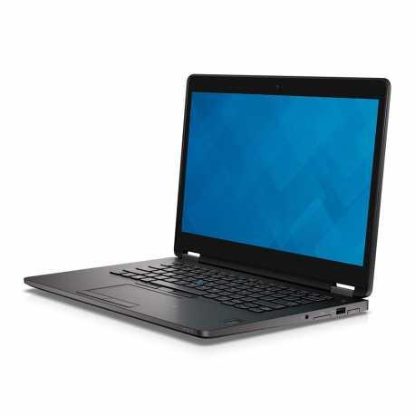 Dell Latitude E7470  Core i5 6300U 2.4GHz/8GB RAM/256GB M.2 SSD/battery NB