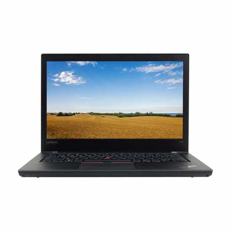 Lenovo ThinkPad T470  Core i5 7300U 2.6GHz/8GB RAM/256GB SSD PCIe/battery NB+DB